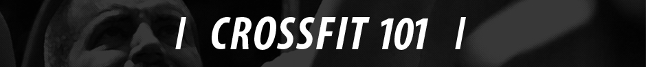 Crossfit 101 - Crossfit YOW